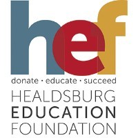Healdsburg education Foundation logo
